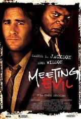 Meeting Evil Movie Poster