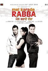 Mel Karade Rabba Movie Poster