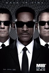 Men in Black 3: An IMAX 3D Experience Movie Poster