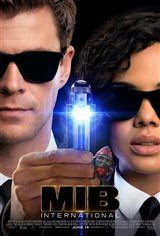Men in Black: International Movie Poster Movie Poster