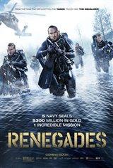 Mercenaires Affiche de film