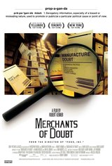 Merchants of Doubt Movie Poster Movie Poster