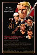 Merry Christmas Mr. Lawrence Large Poster