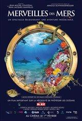 Merveilles des mers 3D Affiche de film