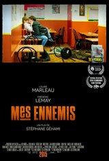 Mes ennemis Affiche de film