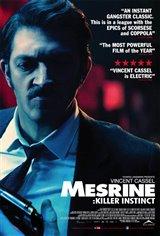 Mesrine: Killer Instinct Movie Poster Movie Poster