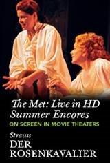 Met Summer Encore: Der Rosenkavalier Movie Poster