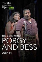 Met Summer Encore: Porgy and Bess Affiche de film