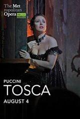 Met Summer Encore: Tosca Large Poster