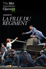 Metropolitan Opera: La Fille du Régiment Movie Poster