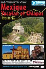 Mexique : Yucatan et Chiapas Movie Poster