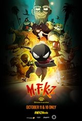 MFKZ Movie Poster Movie Poster