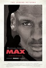 Michael Jordan To The Max Movie Poster