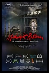 Midnight Return: The Story of Billy Hayes and Turkey Movie Poster