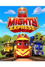 Mighty Express (Netflix) Affiche de film