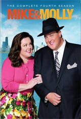 Mike & Molly: The Complete Fourth Season Movie Poster Movie Poster