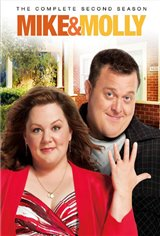 Mike & Molly: The Complete Second Season Movie Poster