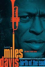 Miles Davis: Birth of the Cool Affiche de film