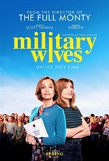 Military Wives Large Poster