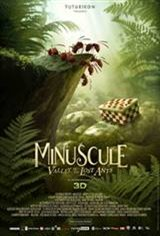 Minuscule: Valley of the Lost Ants Movie Poster