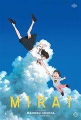 Mirai (Mirai no Mirai) Large Poster