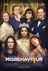 Misbehaviour Movie Poster