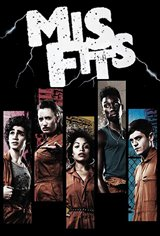 Misfits (Amazon Prime Video) Movie Poster Movie Poster