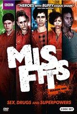 Misfits: Season One Movie Poster