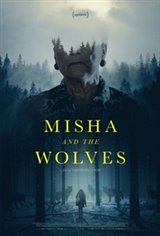 Misha and the Wolves Large Poster
