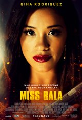 Miss Bala Movie Poster Movie Poster