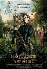 Miss Peregrine et les enfants particuliers Affiche de film
