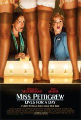 Miss Pettigrew Lives For a Day (v.o.a.) Movie Poster