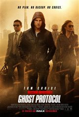 Mission: Impossible - Ghost Protocol Movie Poster
