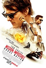 Mission: Impossible - Rogue Nation Affiche de film