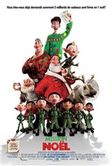 Mission Noël 3D Movie Poster