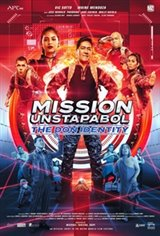 Mission Unstapabol: The Don Identity Movie Poster