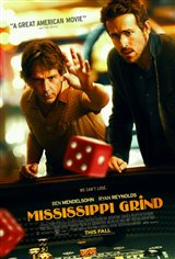 Mississippi Grind Movie Poster