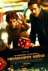 Mississippi Grind (v.o.a.) Affiche de film