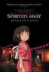 Miyazaki's Spirited Away (Dubbed) Movie Poster