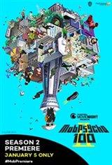 Mob Psycho 100 Season 2 Premiere Movie Poster