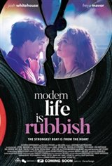 Modern Life Is Rubbish Large Poster