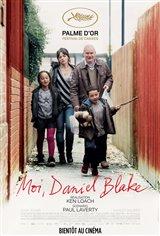 Moi, Daniel Blake Affiche de film