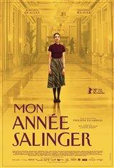 Mon année Salinger Affiche de film