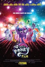 Mon petit poney : Le film Movie Poster
