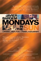 Mondays in the Sun Movie Poster Movie Poster