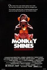 Monkey Shines Movie Poster