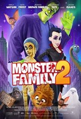 Monster Family 2: Nobody's Perfect Large Poster