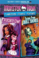Monster High: Clawesome Double Feature Movie Poster