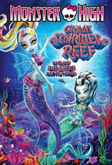 Monster High: Great Scarrier Reef Movie Poster