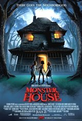 Monster House Movie Poster